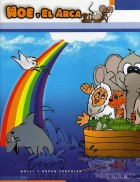 Spanish0057 - Noah and the Ark coloring book (revised ed)