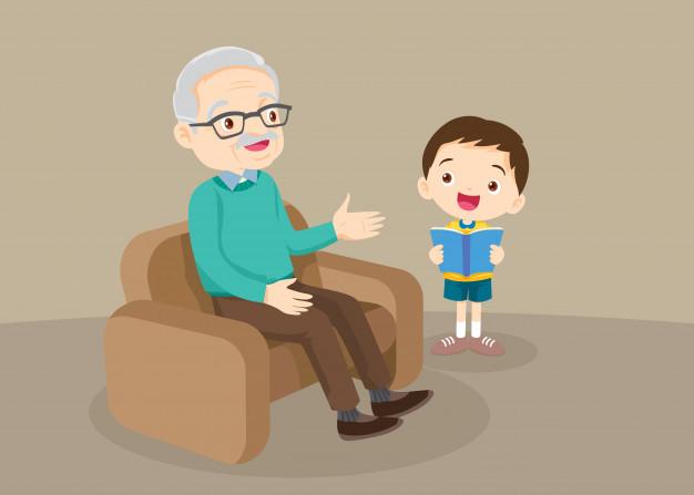 abuelos-nietos-leyendo_38747-471