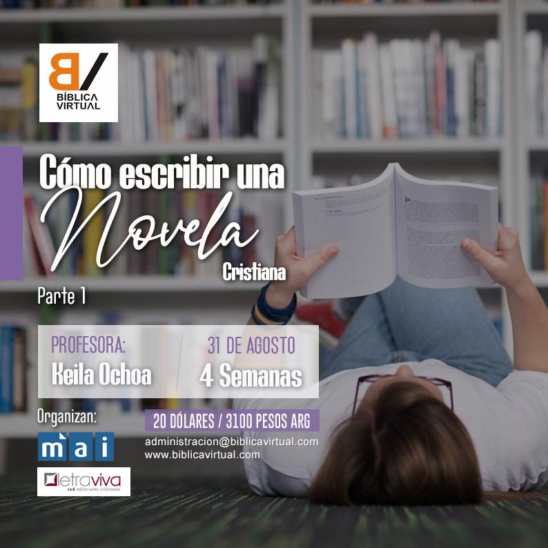 Flyer - Novela